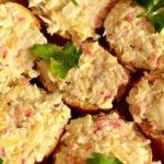 Запеченные крабовые сэндвичи рецепт