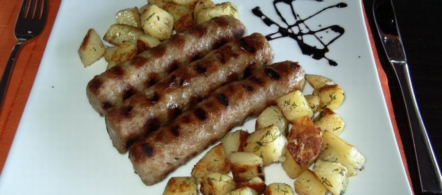 Болгарские кебапчета (кебаб) рецепт