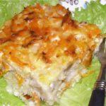 Морской язык с картофелем рецепт