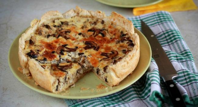 Пирог с курицей рецепт