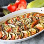 Овощной гратен рецепт
