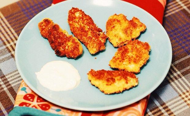 Куриные наггетсы рецепт приготовления