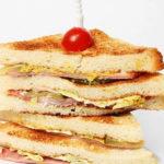Сэндвич с индейкой рецепт
