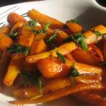 Глазированная морковь рецепт