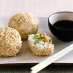 Рисовые шарики рецепт приготовления