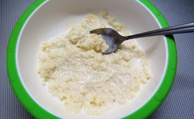Молочная пшенная каша рецепт