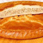 Пирог с капустой рецепт приготовления