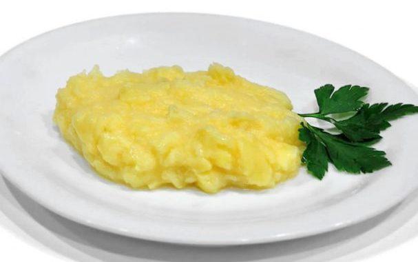 Как приготовить картофельное пюре?