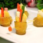 Порционная закуска «Оливье» рецепт