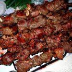 Шашлык на пиве из свинины рецепт