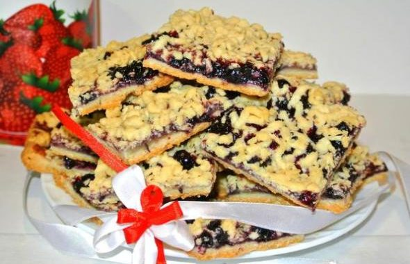 Тертое печенье на майонезе рецепт