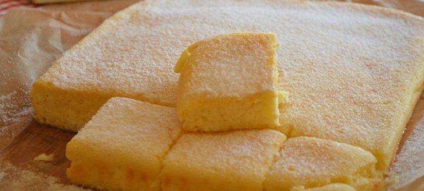 Творожный пирог рецепт приготовления