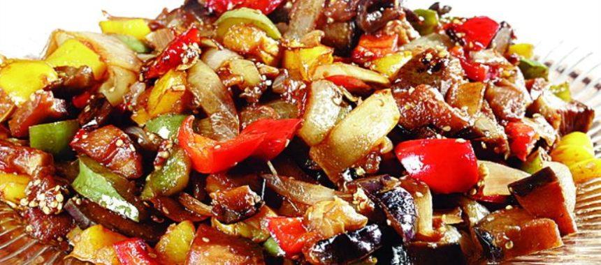 Овощи по-китайски рецепт