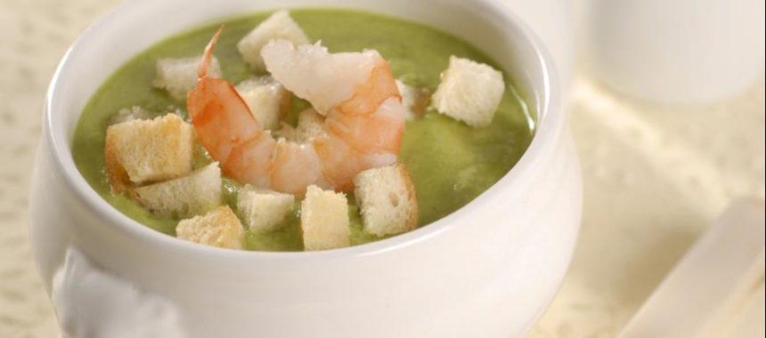 Суп из брокколи рецепт приготовления