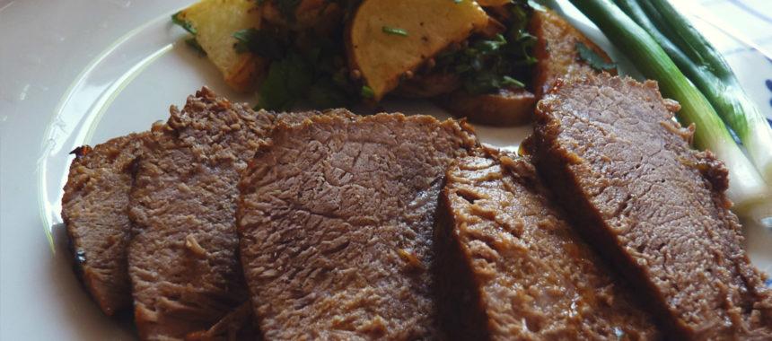Тушеная говядина рецепт приготовления