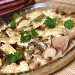 Куриное филе с грибами и сливками рецепт