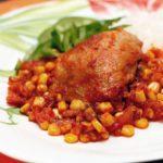 Цыплята по-мексикански рецепт