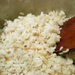 Бата — рассыпчатый рис с подливой