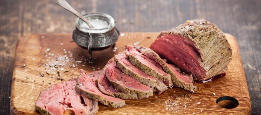Ростбиф из говядины рецепт приготовления