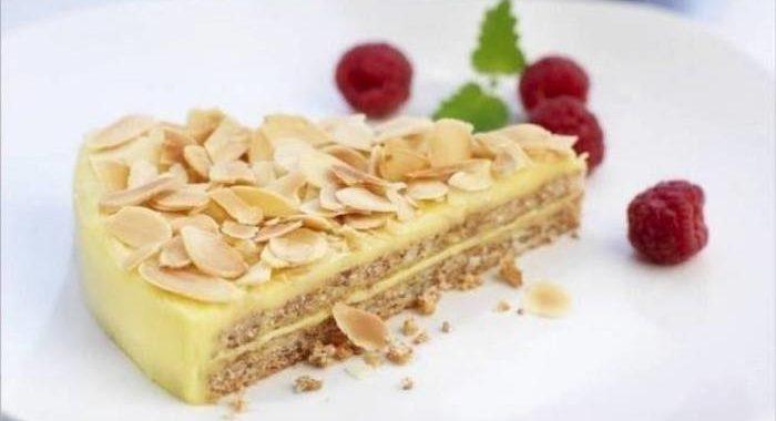 Миндальный торт рецепт приготовления