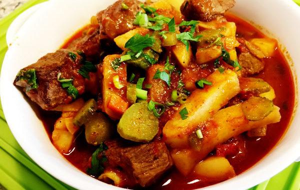 Азу по-татарски рецепт приготовления