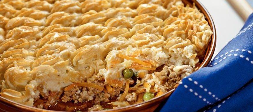 Пастуший пирог рецепт приготовления