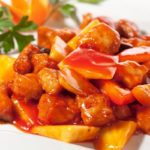 Куриное филе по-китайски рецепт