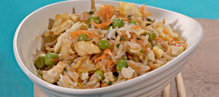 Рис по-китайски рецепт приготовления