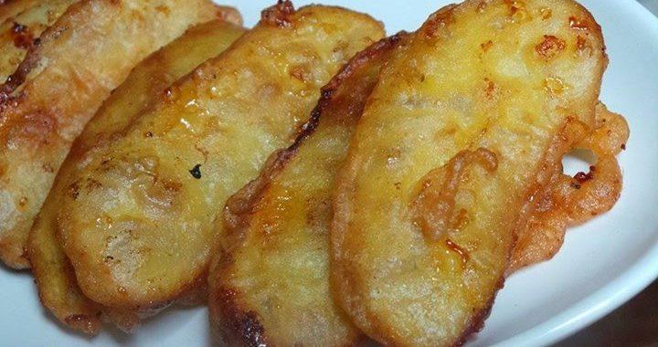 Картофельные палочки рецепт