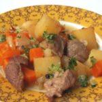 Домашнее жаркое рецепт приготовления