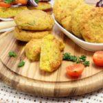 Фалафель - Вегетарианские нутовые котлеты