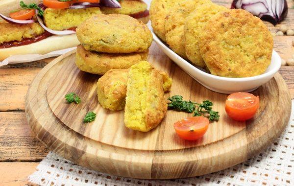 Фалафель – Вегетарианские нутовые котлеты