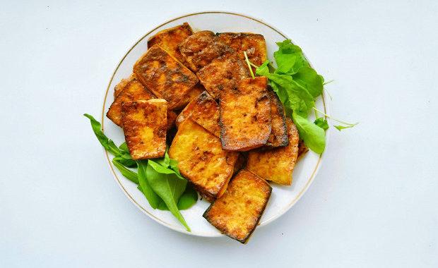 Запеченный тофу рецепт приготовления
