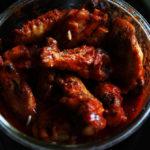 Острые мексиканские крылышки рецепт