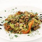 Овощи по-китайски на пару рецепт