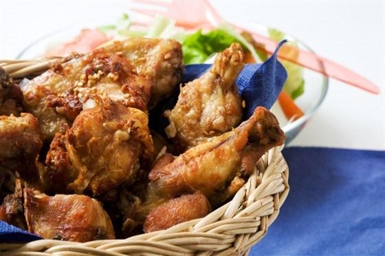 Цыплята в коньячном соусе рецепт