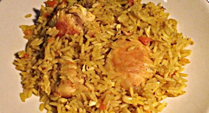Плов с куриным филе рецепт приготовления
