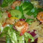 Салат с рыбным ассорти рецепт приготовления