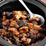 Свинина с черносливом рецепт приготовления