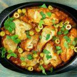 Курица по-испански рецепт приготовления