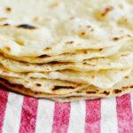 Тортильи из пшеничной муки рецепт
