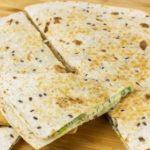 Тортилья с цукини и голубым сыром рецепт