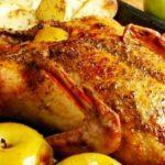 Утка с яблоками рецепт приготовления