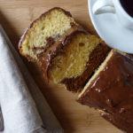 Мраморный кекс пошаговый фото рецепт