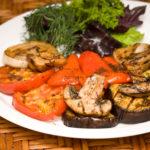 Овощи на гриле рецепт приготовления