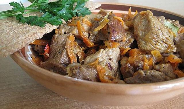 Говядина по-бургундски «Ле-Крезо» классический рецепт