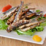 Шницель из рыбы (сардины) рецепт