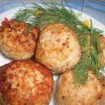 Тефтели из гречки и куриного мяса рецепт