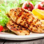 Куриные грудки с лимоном рецепт приготовления
