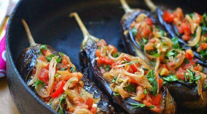 Турецкая вкуснятина Имам баялды рецепт (Имам упал в обморок)